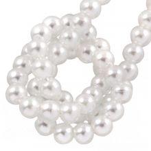 DQ Glasparels (2 mm) Bright White (150 Stuks)