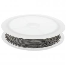 Metaaldraad (0.35 mm) Silver (Rol a 25 meter)
