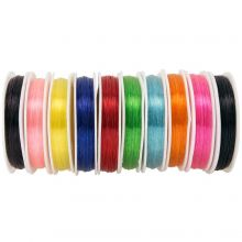 elastiek sieraden maken