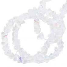 Glaskralen AB Electroplated (3 x 2 mm) Crystal (148 Stuks)