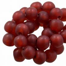 Resin Kralen (8 - 9 mm) Berry (20 Stuks)