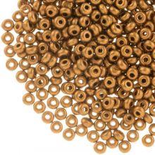 DQ Rocailles (2 mm) Bronze (10 Gram / 1000 stuks)