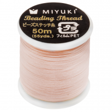 Miyuki Draad (50 Meter) Peach Blossom