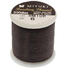 Miyuki Draad (50 Meter) Brown