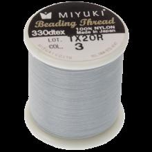 Miyuki Draad (50 Meter) Silver