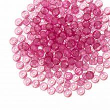 DQ Rocailles (3 mm) Candy Pink (25 Gram / 600 stuks)
