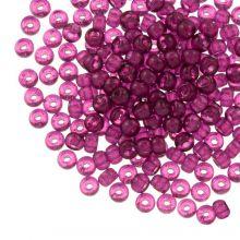 DQ Rocailles (3 mm) Mulberry Purple (25 Gram / 600 stuks)