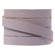 DQ Plat Leer (10 x 2 mm) Lilac (1 Meter)