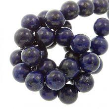 Lapis Lazuli Kralen (12 mm) 16 Stuks