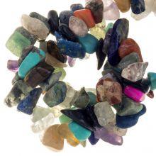 Natuursteen Chips (5 - 8 mm) Mix Color (200 stuks)