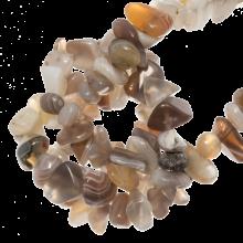 Natuursteen Chips Botswana Agate (5 - 8 mm) 255 stuks