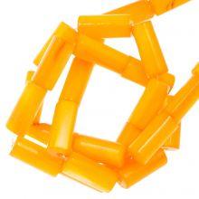 Gekleurde Schelp Kralen (10 x 4 mm) Orange (36 Stuks)