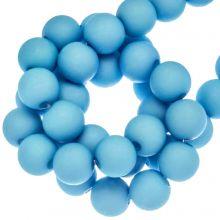 Acryl Kralen Mat (6 mm) Sky Blue (490 stuks)