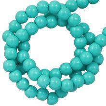 DQ Glasparels (2 mm) Turquoise (150 Stuks)