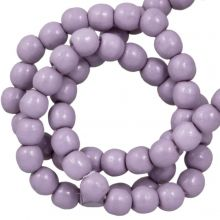 DQ Glasparels (2 mm) Lilac (150 Stuks)