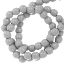 DQ Glasparels (2 mm) Grey Mist (150 Stuks)