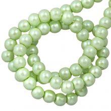 DQ Glasparels (2 mm) Mint Green (150 Stuks)