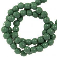 DQ Glasparels (2 mm) Hartford Green (150 Stuks)