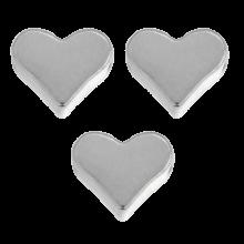Metalen Kralen Hartje (6 mm) Antiek Zilver (40 Stuks)