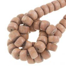 houten kralen natuurlijk hout donut