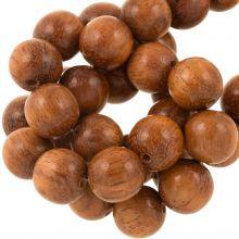 bruine kleur bayong hout 12 mm
