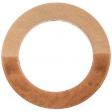 Houten Hanger Cirkel (50 mm) 5 Stuks