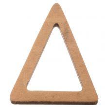 Houten Hanger Driehoek (29 x 24 mm) 24 Stuks