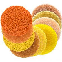 Voordeelpakket - Rocailles (2 mm / 9 x 50 gram) 'Mix Color Yellow'