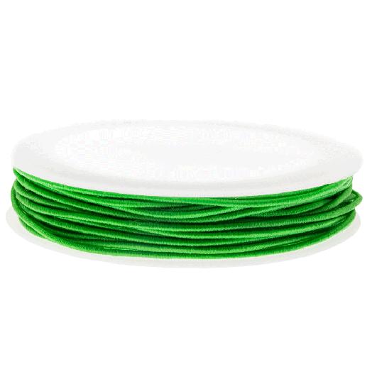 Elastiek (1 mm) Clear Green (9,5 Meter)