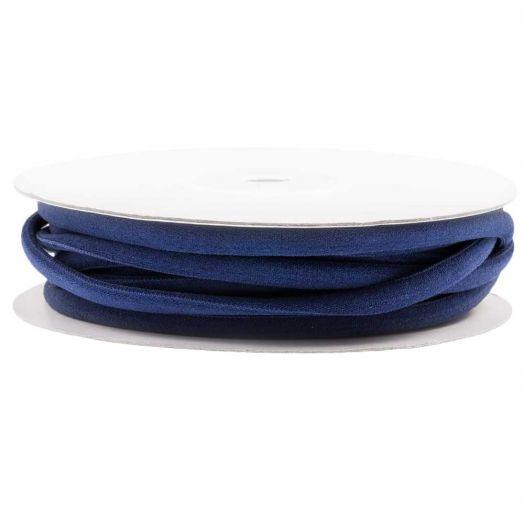 Elastiek (5 mm) Dark Blue (8 Meter)