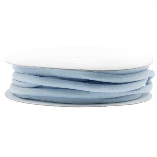 Elastiek (5 mm) Touch of blue (8 Meter)