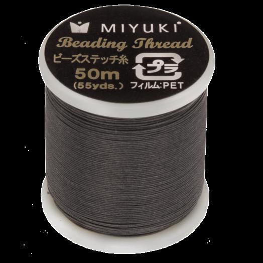 Miyuki Draad (50 Meter) Earl Grey
