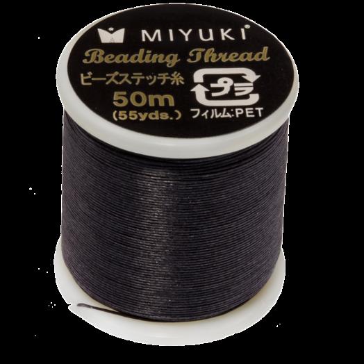 Miyuki Draad (50 Meter) Stormy Blue