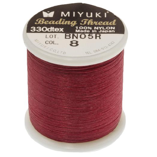 Miyuki Draad (50 Meter) Red