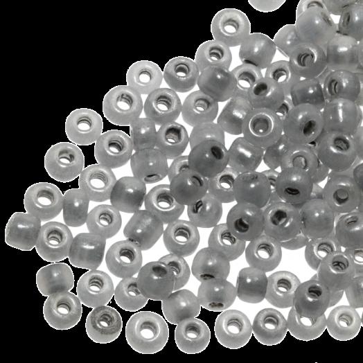 Rocailles (2 mm) Puritan Grey (25 Gram)