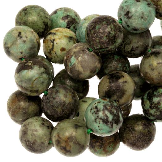 African Turquoise Kralen (4 mm) 95 Stuks