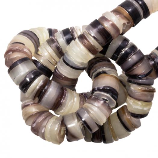 Schelp Kralen (2 - 3 mm) Hammer Shell (150 Stuks)
