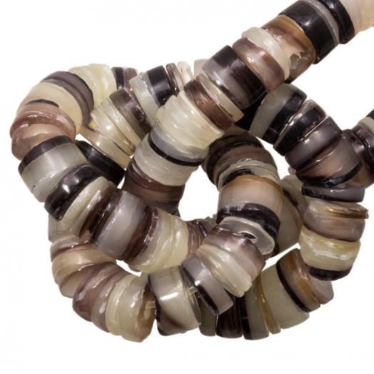 Schelp Kralen (4 - 5 mm) Hammer Shell (165 Stuks)