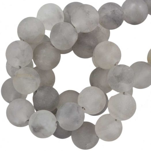 Cloudy Quartz Kralen (6 mm) 60 Stuks