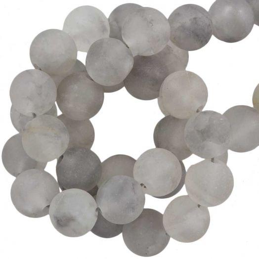 Cloudy Quartz Kralen (8 mm) 45 Stuks