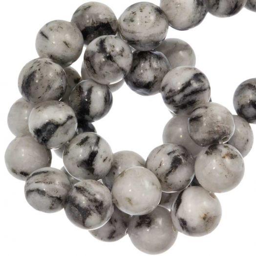 Labradorite Kralen (8 mm) White (46 Stuks)