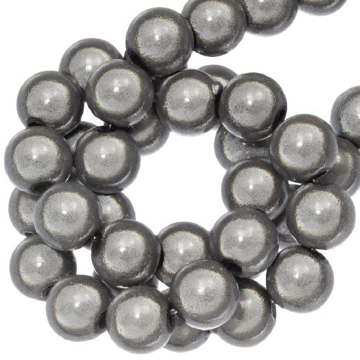 3D Kralen (6 mm) Cool Grey (225 stuks)