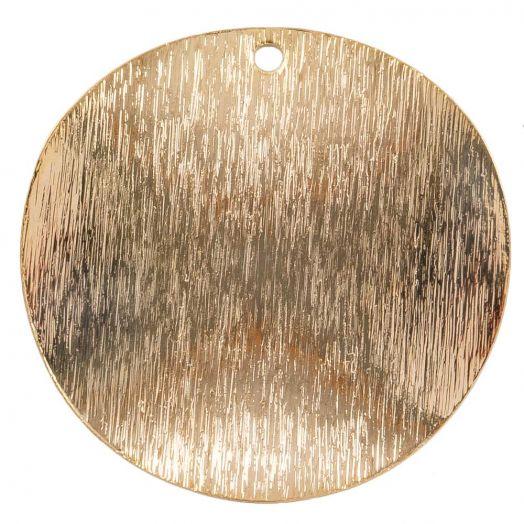Hanger (25 mm) Verguld Goud (6 Stuks)