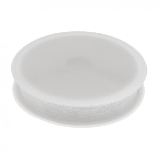 Visdraad (0.5 mm) Transparant (25 Meter)