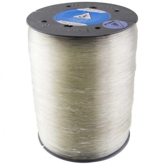 Top Kwaliteit Elastiek (1 mm) Transparent (1000 Meter)