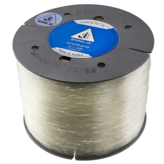 Top Kwaliteit Elastiek (0.7 mm) Transparent (1000 Meter)