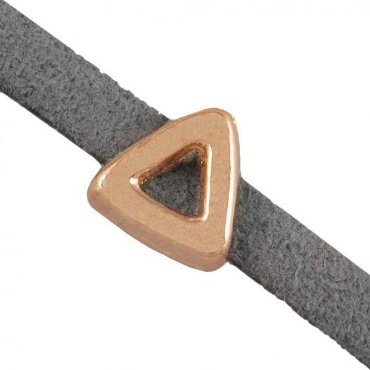 Schuiver (Binnenmaat 3 x 1.8 mm) Goud (10 Stuks)
