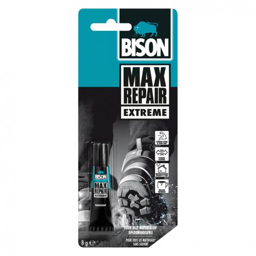 Max repair lijm extreme (Bison) 8 gr