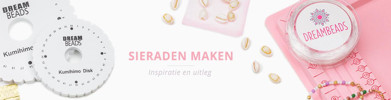 Sieraden maken | Dreambeads Online