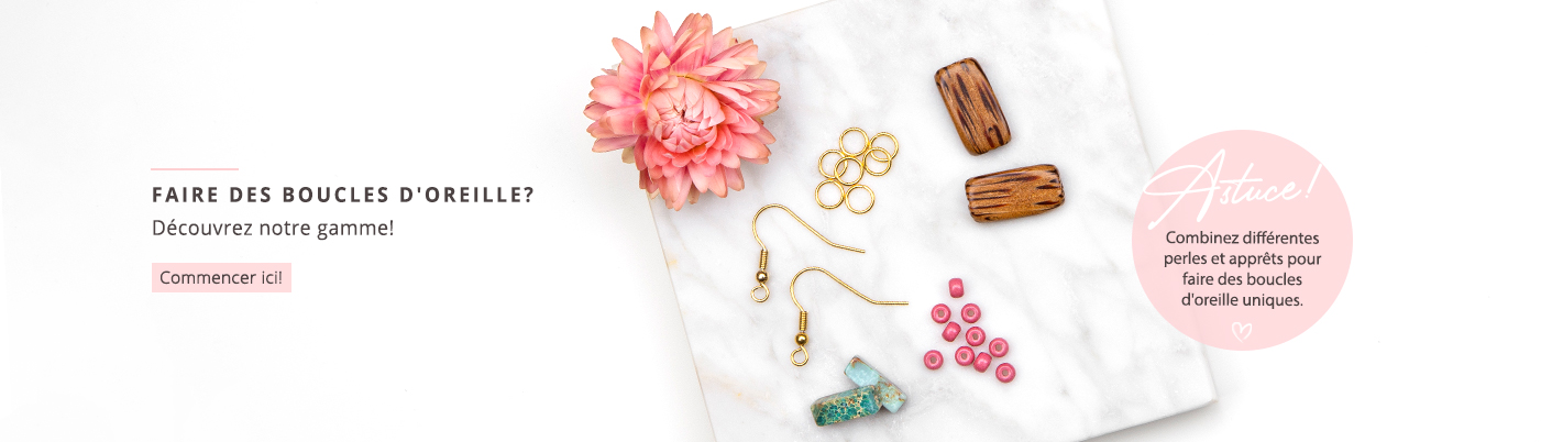 Faire des bijoux